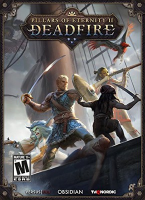 [PC] Pillars of Eternity II: Deadfire - Beast of Winter (2018) Multi - SUB ITA