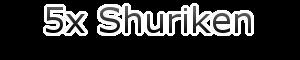 Die Premiumlotterie 5shuriken22unb