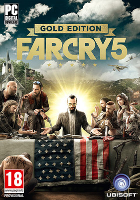 [PC] Far Cry 5 (2018) Multi - FULL ITA