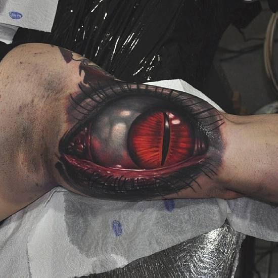 Odważne tatuaże #4 2