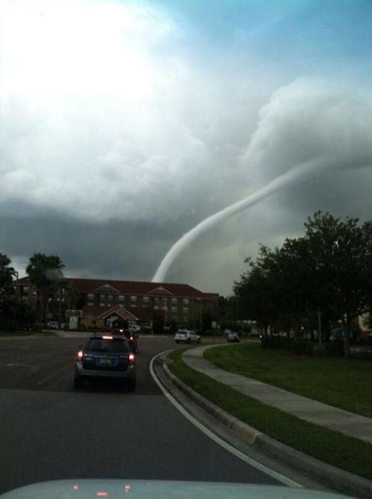 Wodne tornado 8