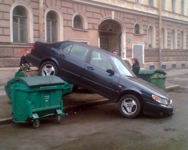 FAIL: parkowanie #2 40