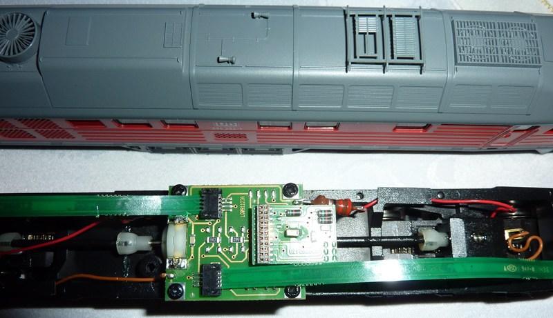 Trix Startpackung 21524 BR 234 mit IC Wagen 5w7ums