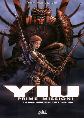YIU - Prime Missioni 02 - La Resurrezione Dell'Impura (2005)