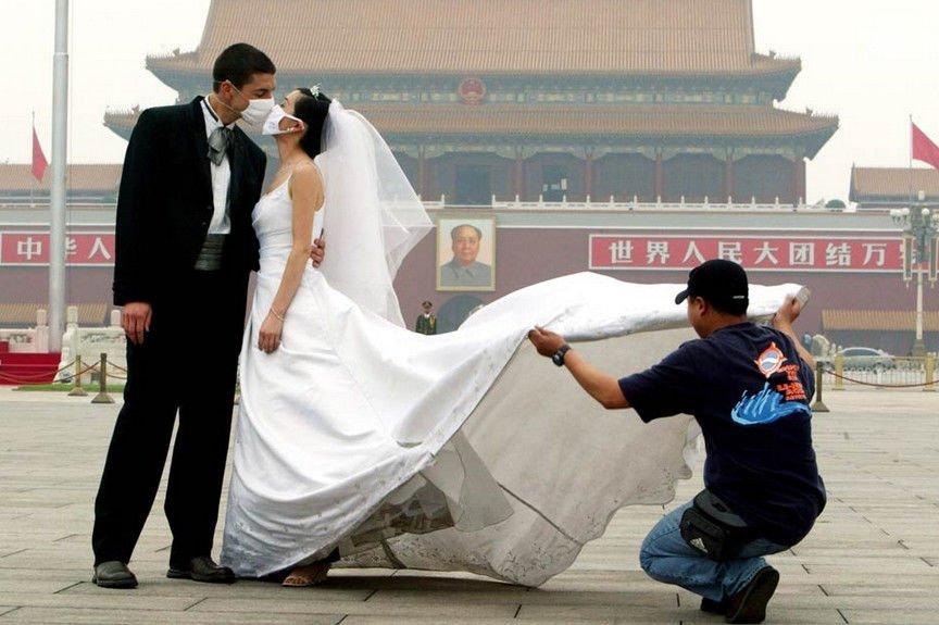 Nietypowe zdjęcia ślubne #2 9
