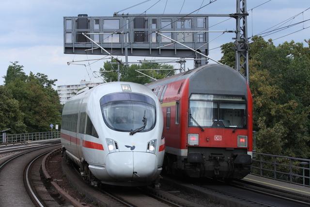 605 006-5 Berlin Tiergarten