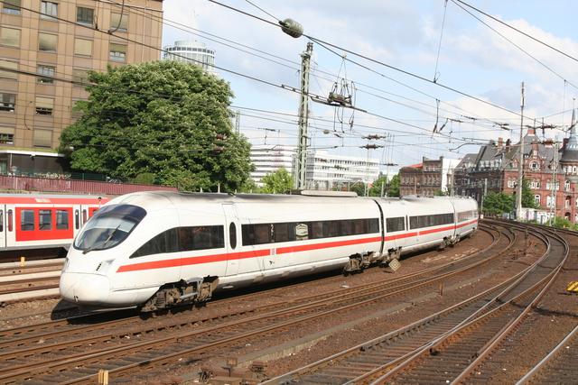 605 016-5 Hamburg Münzstraße