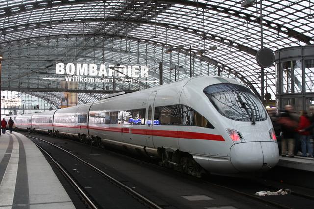 605 518-0 Jever Berlin Hbf