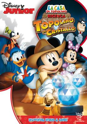 La Casa Di Topolino - Alla Ricerca Del Topolino Di Cristallo (2014).DVD9 cOPIA 1:1 - ITA Multi