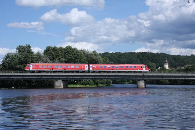 610 003-6 Schwandorf Naabbrücke