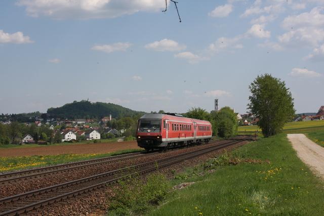 610 020-6 bei Sulzbach-Rosenberg