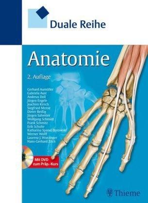 : Thieme Duale Reihe Anatomie mit interaktivem Präparierkurs 2. Auflage