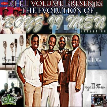 THE EVOLUTION OF BOYZ II MEN