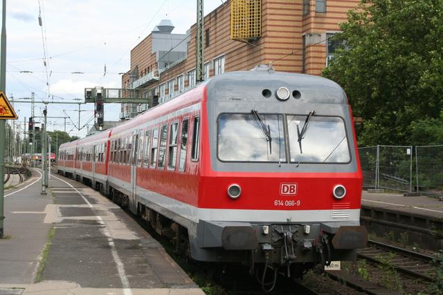 614 066-9 Bremen Hbf