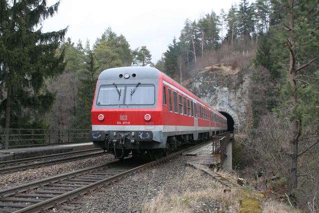 614 071-9 Velden(b Hersbruck)