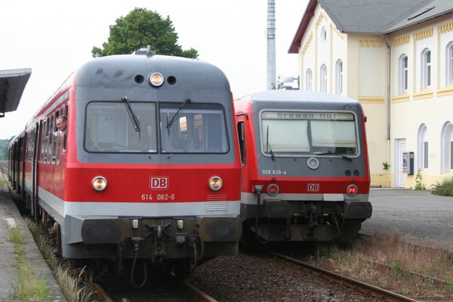 614 082-6 +  928 620-4 Soltau (Han)
