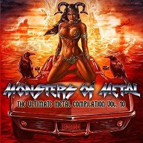 VA – Monsters of Metal, Vol. 10 (2016)