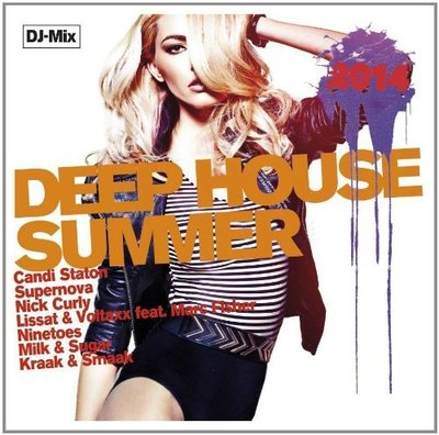 VA - Deep House Summer 2014 [2CD] (2014) .mp3 - V0