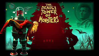 [PC] The Deadly Tower of Monsters (2016) Multi - SUB ITA