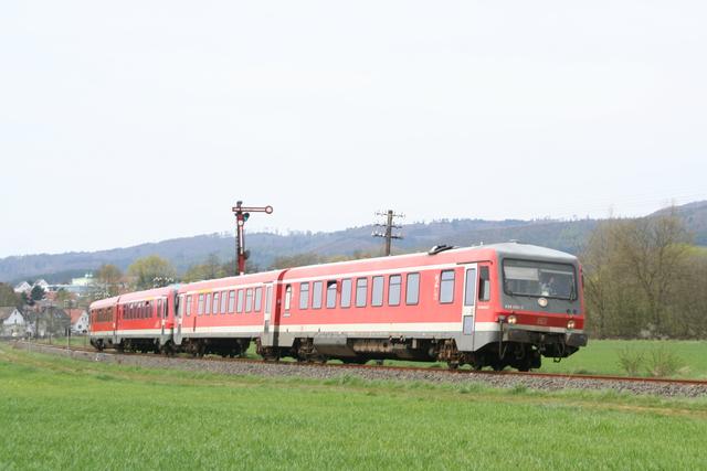 628 250-3 bei Friedensdorf(Lahn)