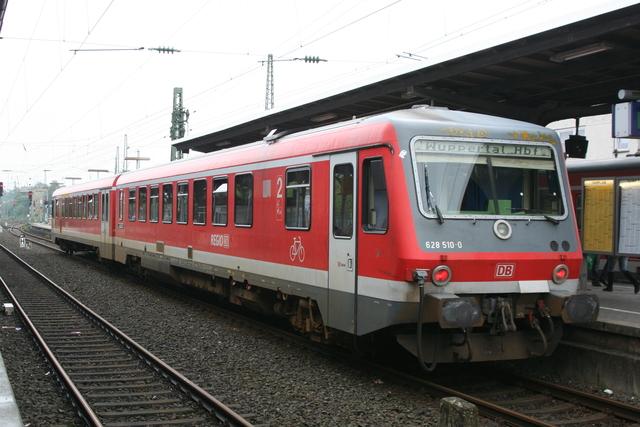 628 510-0 Solingen Hbf