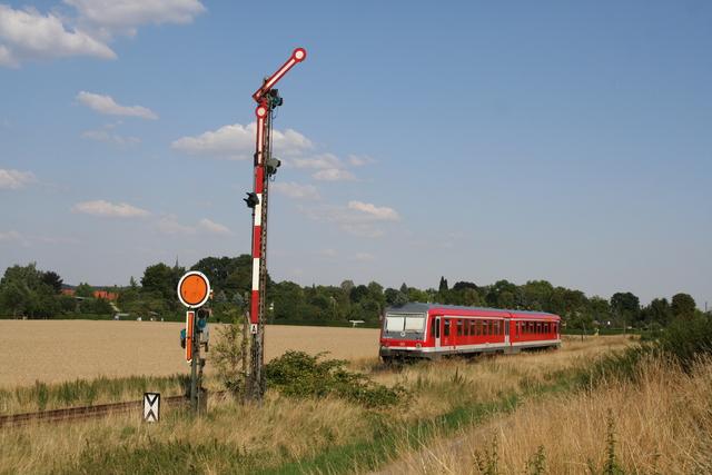 628 545-6 Einfahrt Schöppenstedt