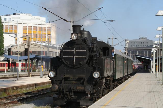 629.01 Ausfahrt Wien Südbahnhof (Ost)
