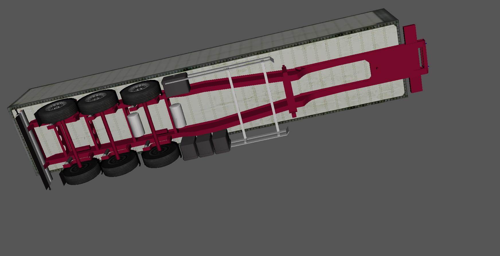 [T.E.P.] Semitrailer  629um0