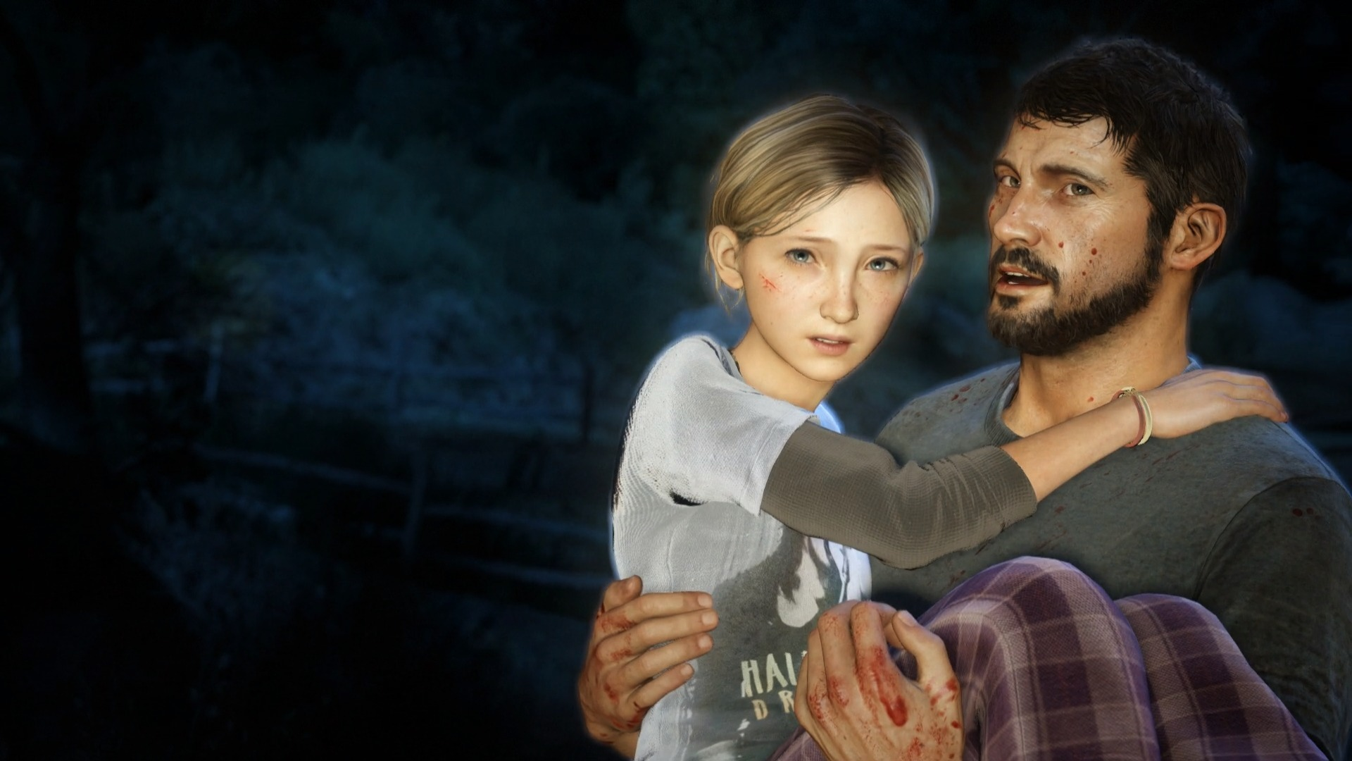 The Last of Us Remastered Screen