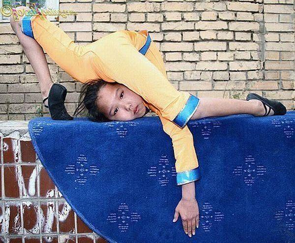Chińska szkoła gimnastyki 9