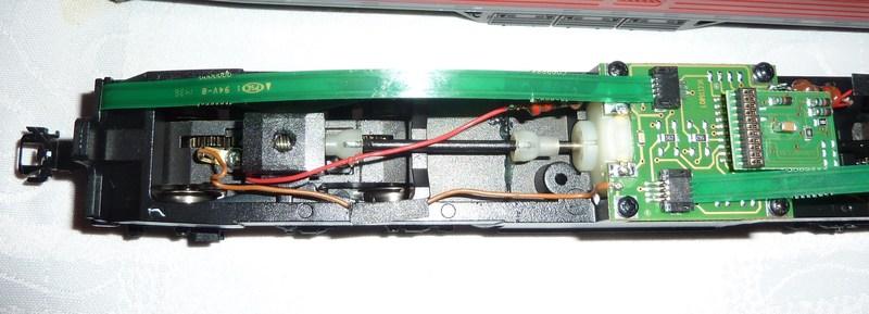 Trix Startpackung 21524 BR 234 mit IC Wagen 647uov