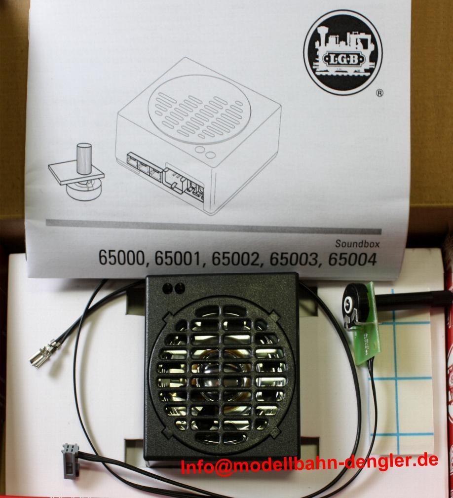 lgb 65004 g europ isches e lok sound modul neu ovp ebay. Black Bedroom Furniture Sets. Home Design Ideas