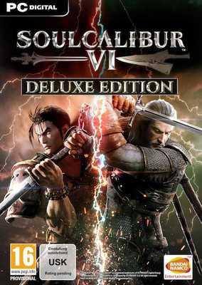 [PC] SOULCALIBUR VI (2018) Deluxe Edition Multi - SUB ITA