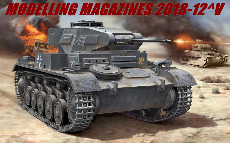 Modelling Magazines 2018-12