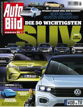 Auto Bild Magazin No 08 vom 21 Februar 2019