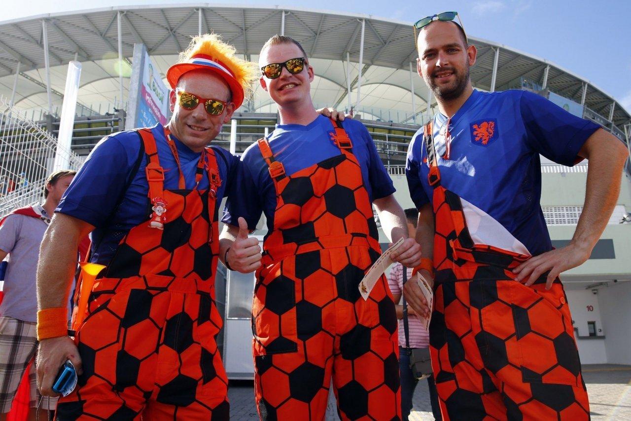 Kibice Mistrzostw Świata w Piłce Nożnej 2014 27