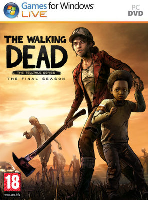 [PC] The Walking Dead: The Final Season (2018) Multi - SUB ITA