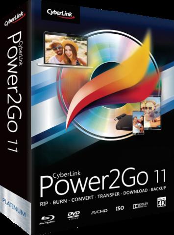CyberLink Power2Go Platinum v11.0.1422.0