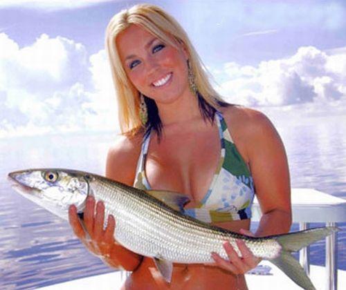 Dziewczyny na rybach 35