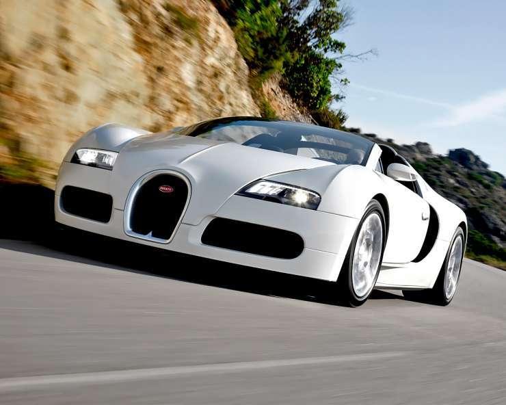 Bugatti 16.4 Veyron 30