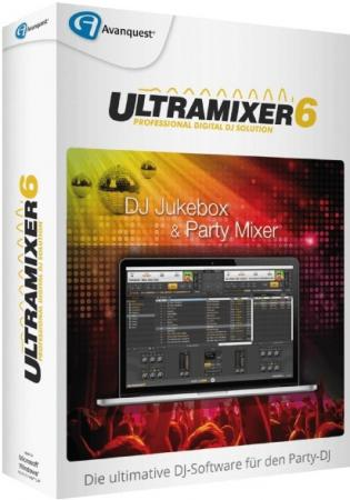 download UltraMixer.Pro.Entertain.v6.0.5.Multilanguage.