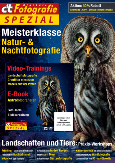 :  ct Fotografie Spezial Meisterklasse Edition 4 2017