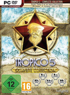 [PC] Tropico 5 - Complete Collection (2014) Multi - FULL ITA