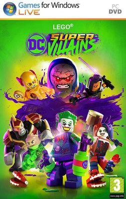 [PC] LEGO DC Super-Villains (2018) Multi - FULL ITA