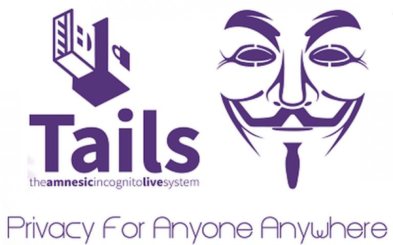 Tails v.3.10.1 Live Boot