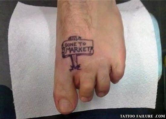 Najdziwniejsze tatuaże 47