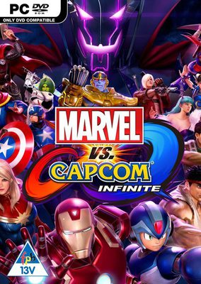 [PC] Marvel vs. Capcom: Infinite (2017) Deluxe Edition Multi - SUB ITA
