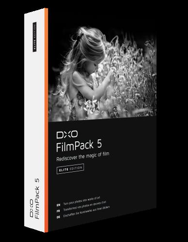 DxO FilmPack v5.5.14 Build 565 Elite MacOSX