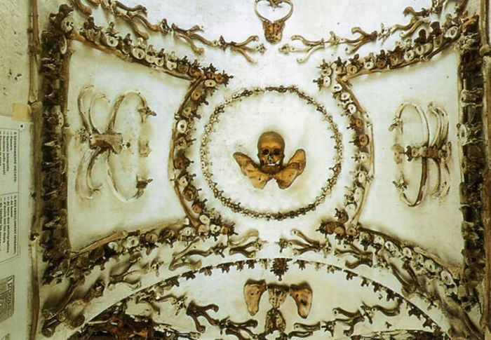 Kaplica czaszek Braci Kapucynów 4