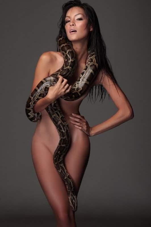 Laski z wężami 16